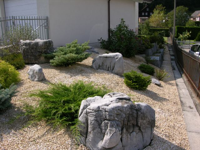 Begr nungen - Kiesgarten bepflanzung ...