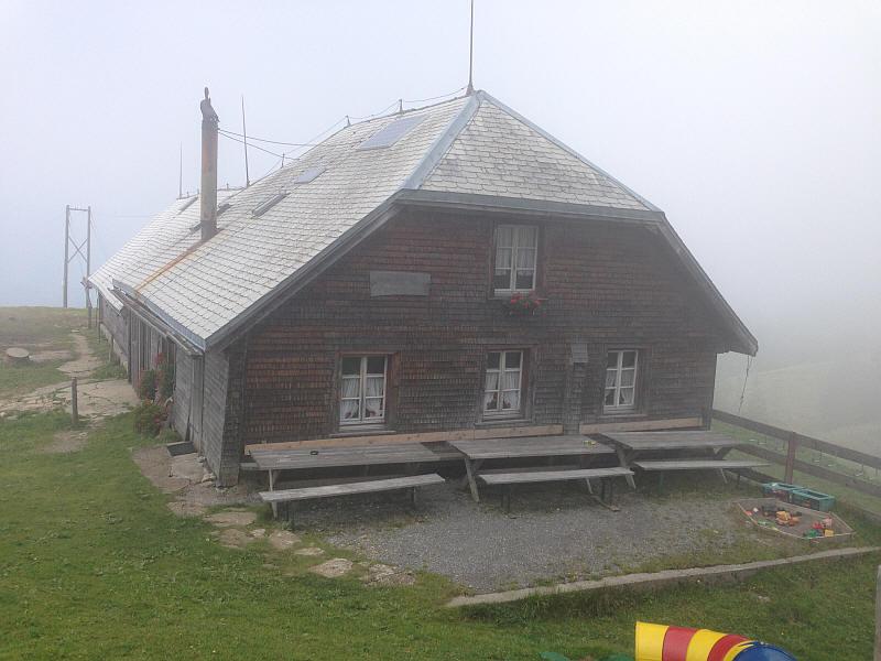 Klettersteig Speer : Speer klettersteig